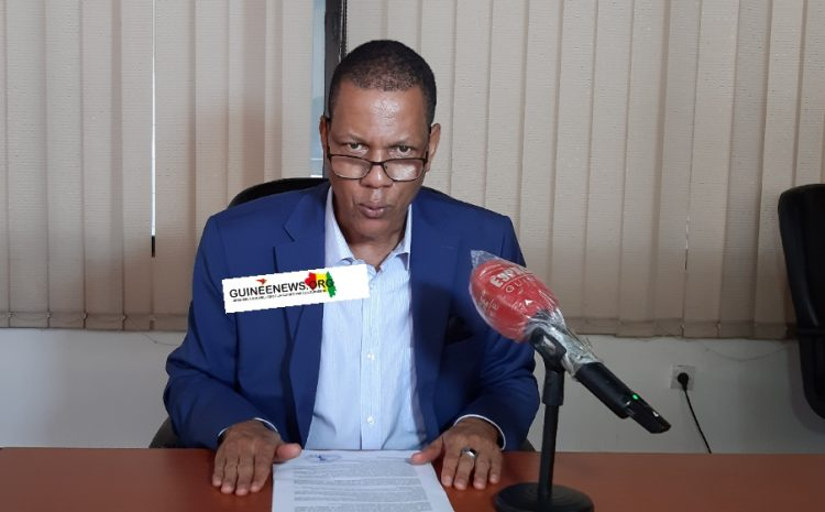 (Guineenews.org)Création de la CSTG : Abdoulaye Sow répond à Aboubacar Soumah