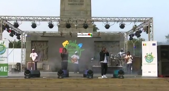 (Guineenews.org)Avec le MHA et Sanita villes propres , un concert digital donne le coup d'envoi d'une campagne nationale sur l'assainissement