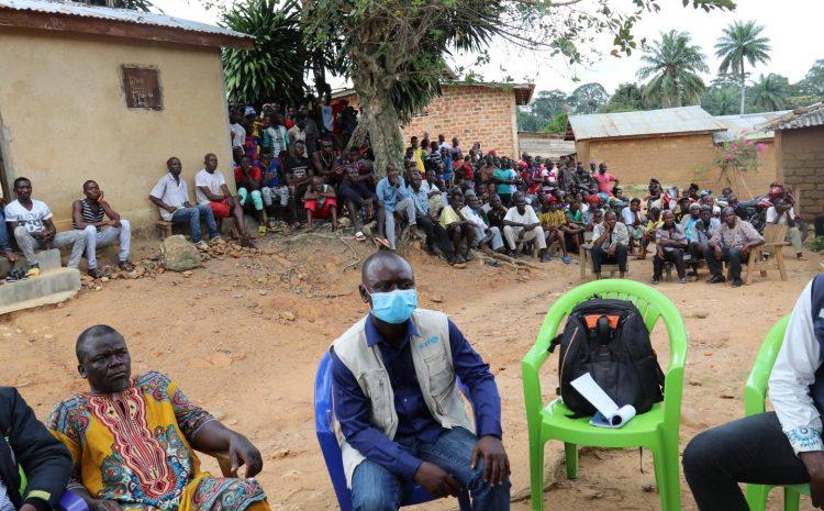 (Guineenews.org)Riposte à la fièvre Lassa : les réticences tombent à Béméyé grâce à l'UNICEF