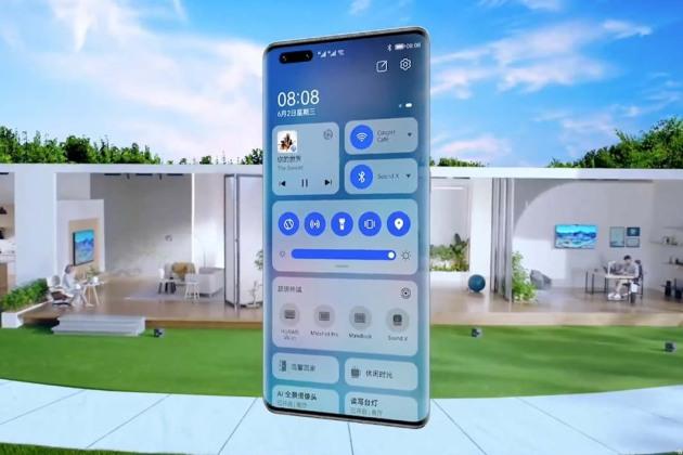 (01net.com)Huawei tourne définitivement la page Android avec HarmonyOS, son nouveau système d'exploitation