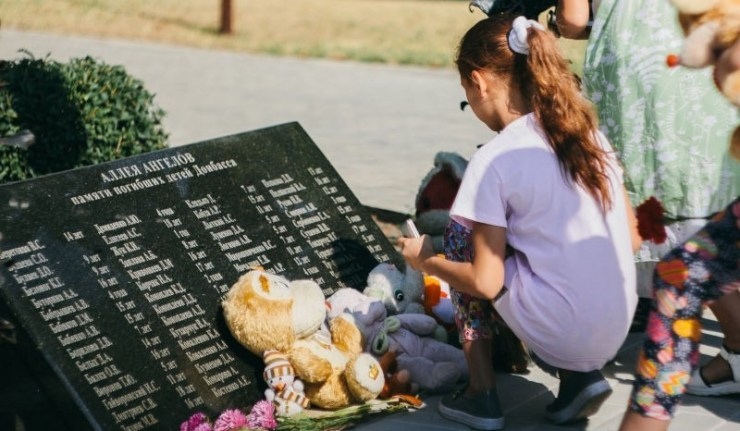 (Reseauinternational)Journée internationale de l'enfance – Faina Savenkova : « Croire et espérer »