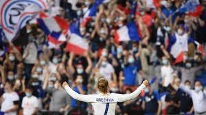 (rfi.fr)Euro 2021: les Bleus efficaces face à la Bulgarie et 5000 spectateurs en joie.