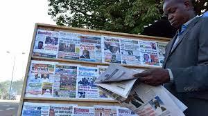 (rfi.fr)Le retrait de Barkhane fait la Une de la presse française et africaine.