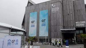 (rfi.fr)Royaume-Uni: la ville de Falmouth à l'heure du G7.
