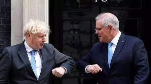 (rfi.fr)Le Royaume-Uni annonce un accord commercial post-Brexit avec l'Australie.