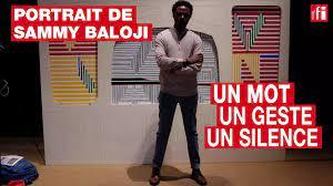 (rfi.fr)Portrait de Sammy Baloji en un mot, un geste, un silence.
