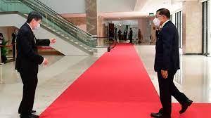 (rfi.fr)Des émissaires de l'Asean en Birmanie pour y rencontrer le chef de la junte.