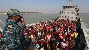 (rfi.fr)Rohingyas: Amnesty International «préoccupé» par les réfugiés qui fuient l'île de Bhashan Char.