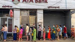 (rfi.fr)En Birmanie, la situation humanitaire s'aggrave alors que l'économie reste paralysée.