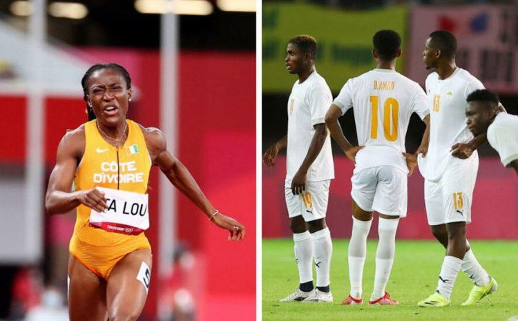 (rfi)Tokyo 2021: Ta Lou et les footballeurs, dure journée pour la Côte d'Ivoire