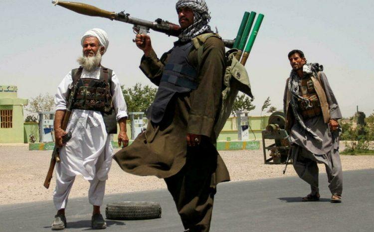 (rfi)Afghanistan: d'intenses combats opposent talibans et forces gouvernementales près d'Hérat