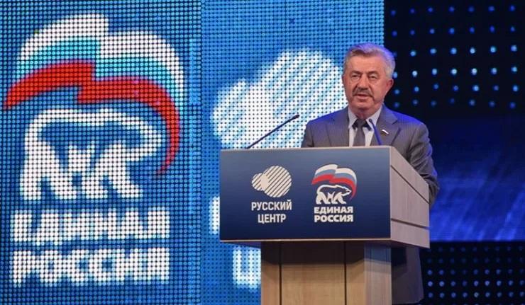 (Ri)La RPD organise avec le parti Russie Unie le forum « Russie Donbass – Unité des priorités »