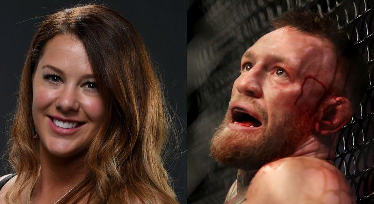 (le moov)UFC : McGregor insulte encore la femme de Poirier, elle réplique