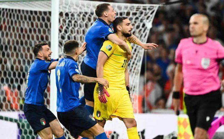 (Foot11)Euro 2020, Italie: la raison de la non-célébration de Donnarumma
