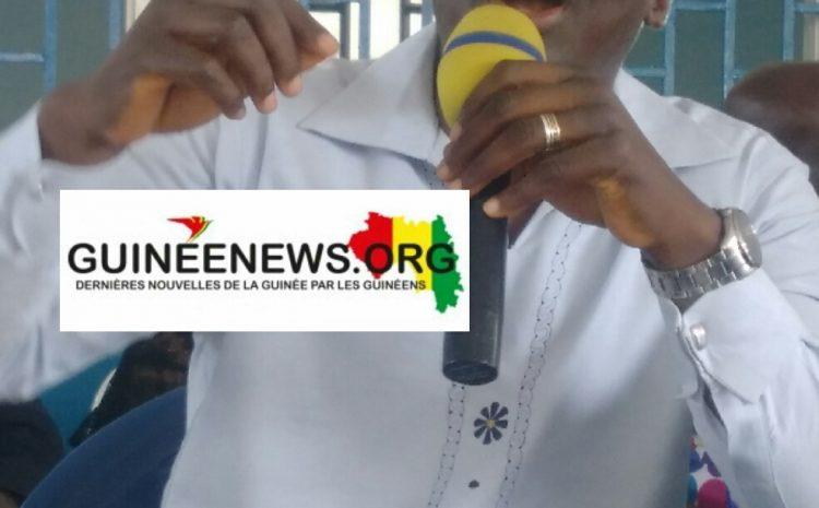 (guineenews)Liberté sous conditions d'opposants : Mohamed Tall dénonce du deux poids deux mesures