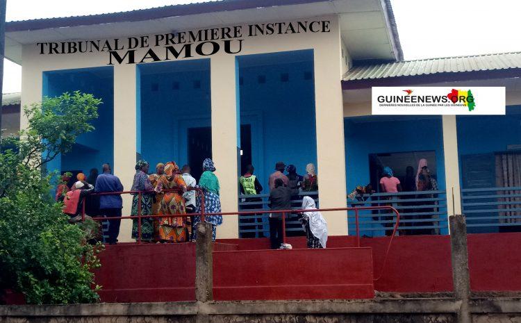 (guineenews)TPI de Mamou : des lourdes peines contre des auteurs de viol