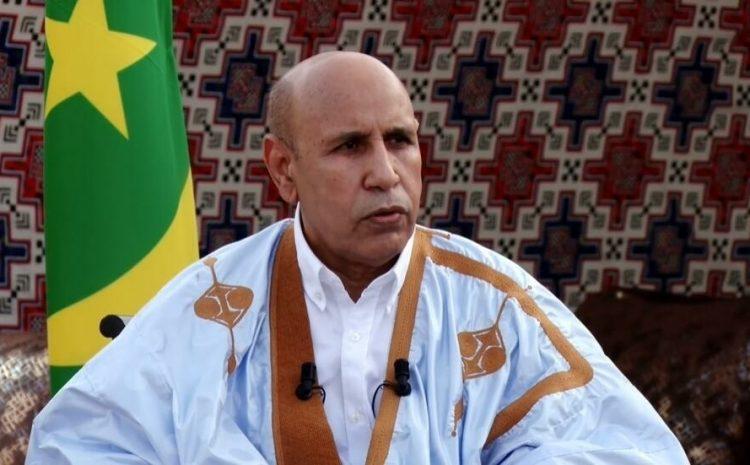 (rfi)Mauritanie: «Non, je n'ai pas trahi Mohamed Ould Abdel Aziz», affirme le président Mohamed Ould Ghazouani