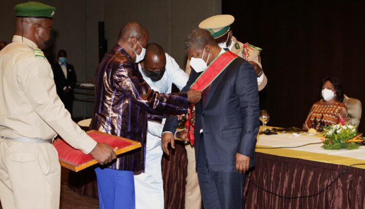 (guineenews)Consultations politiques et migration : un protocole d'accord signé entre la Guinée et l'Angola