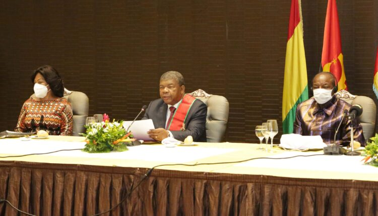 (guineenews)Reconnaissance : Lourenço salue la contribution de la Guinée à l'indépendance de l'Angola