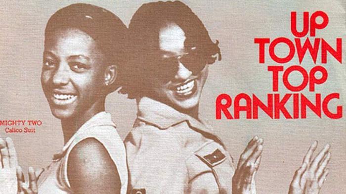 (reggae.fr)Morceau du jour : Uptown Ranking d'Althea and Donna