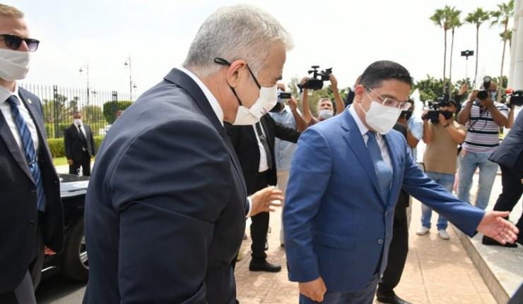 (Reseauinternational)Des révélations sur le rapprochement Maroc-Israël