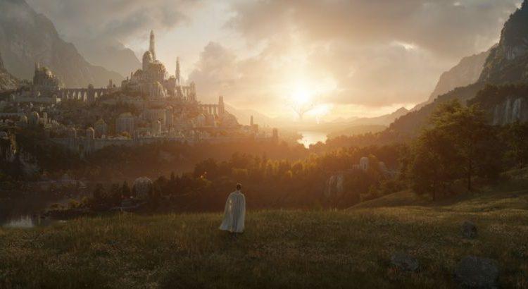 """(le moov)Amazon dévoile la date de sortie de la série """"Le Seigneur des Anneaux"""""""