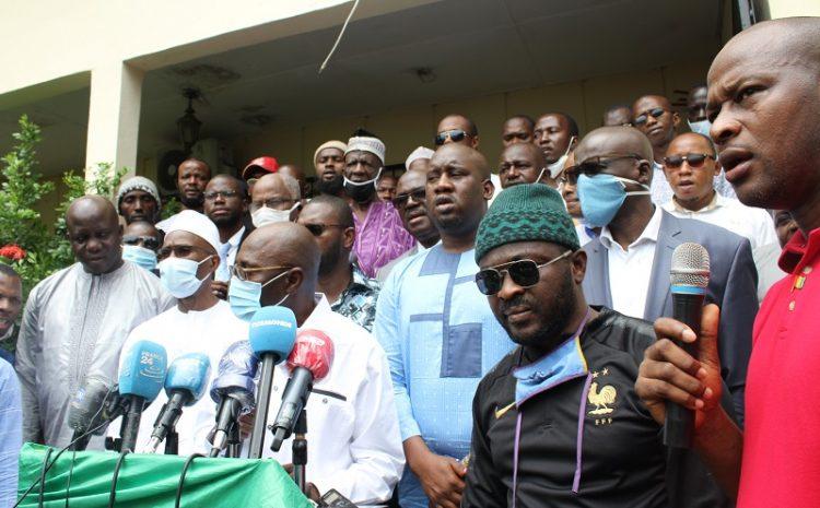 (Guineenews.org)Cherté de vie: Le FNDC porte de graves accusations contre le régime Condé