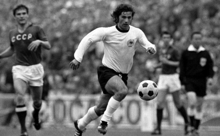 (F11)Gerd Müller, la légende du Bayern et de l'équipe d'Allemagne, est mort à 75 ans