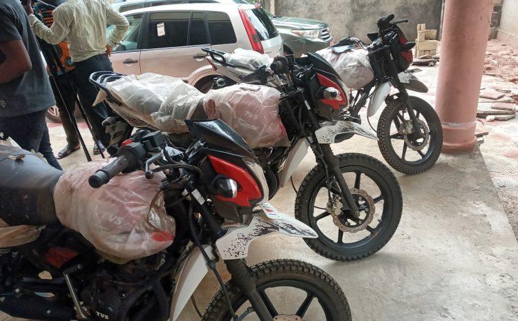 (Guineenews.org)Kindia : la commune urbaine vient de bénéficier des matériels roulants, informatiques et des fournitures pour la décharge municipale de Koliady
