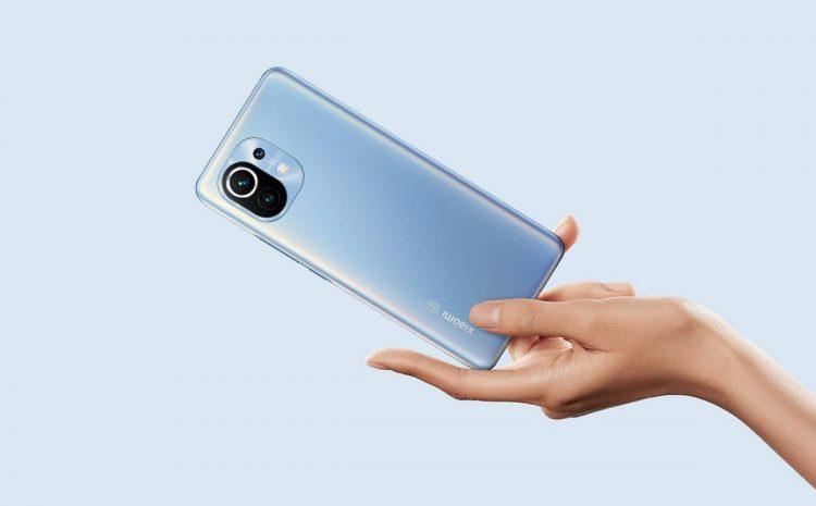 (phonandroid.com)Xiaomi 12 : le smartphone utiliserait un capteur de 200 mégapixels !