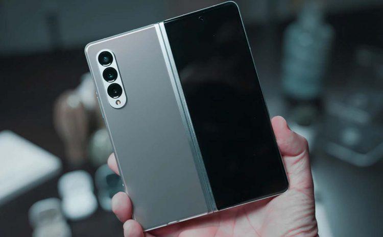 (phonandroid.com)Samsung veut produire plus de 4 millions de Galaxy Z Fold 3 en 2021