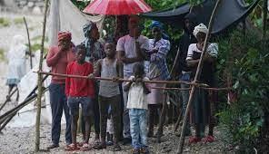 (rfi.fr)De Matthew à Grace: en Haïti, entre les séismes et les cyclones, les habitants à bout d'espoir.