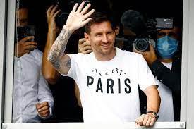 (rfi.fr)Football: avec Paris, Lionel Messi rêve de soulever une nouvelle fois la Ligue des champions.