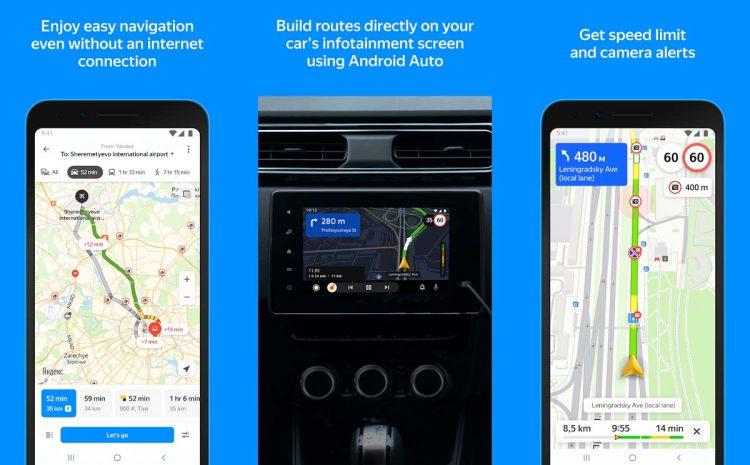 (phonandroid.com)Android Auto : un nouveau rival à Google Maps débarque sur l'OS