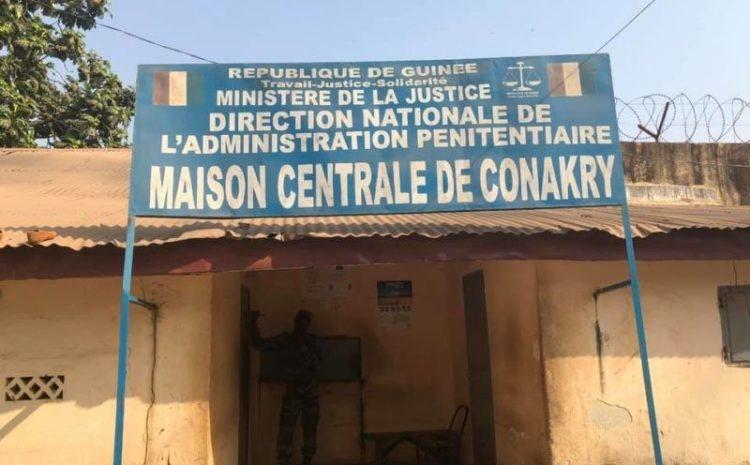 (Guineenews.org)Prison guinéenne :  business, punaises, punition… vivez l'enfer de la Maison centrale dans les plus petits détails