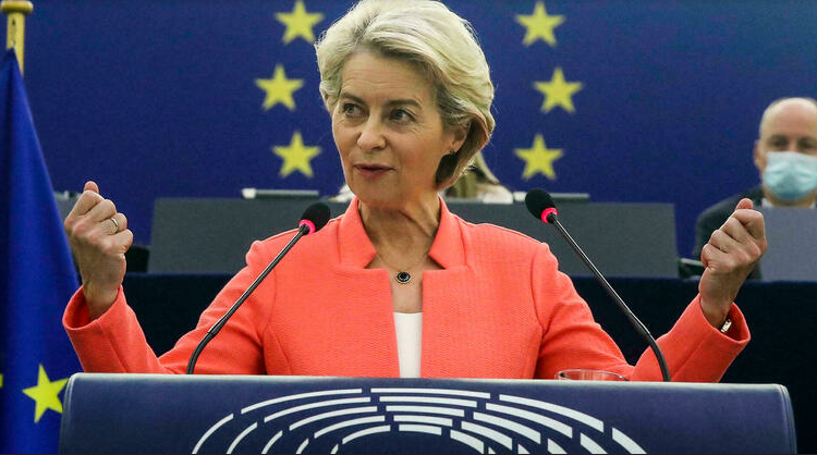 (rfi.fr)Industrie, défense, numérique: Ursula von der Leyen veut renforcer l'autonomie de l'UE