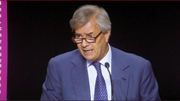 (rfi.fr)Vivendi va lancer une OPA pour s'emparer de Lagardère