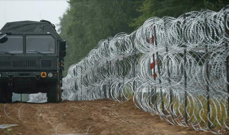(rfi.fr)La Pologne accuse la Biélorussie de tenter de provoquer une crise migratoire