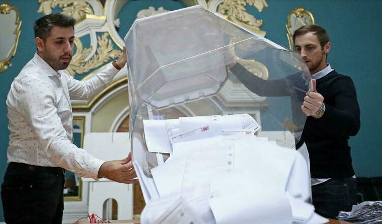 (rfi.fr)Élections en Russie: l'opposition crie à la fraude à Moscou et appelle à manifester