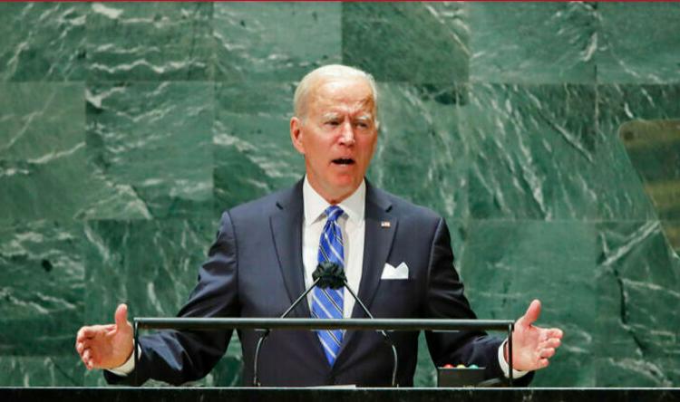 (rfi.fr)Devant l'Assemblée générale de l'ONU, Joe Biden félicite la jeunesse zambienne