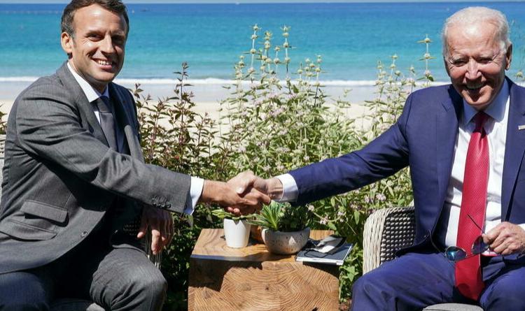 (rfi.fr)Affaire des sous-marins: Biden et Macron promettent de restaurer «la confiance»