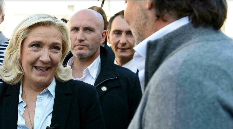 (rfi.fr)Présidentielle française 2022: Marine Le Pen s'active avant le débat Zemmour-Mélenchon