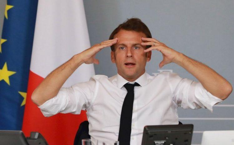 (obsevateurcontinental)La France humiliée, bernée, sur la scène internationale par son plus grand allié