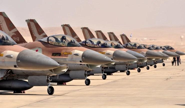 (Reseauinternational)Israël a peur de bombarder la Syrie pour la première fois en 4 ans