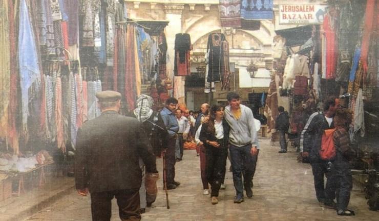(Reseauinternational)« Israël »… colonie européenne implantée en Palestine