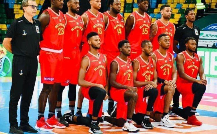 (Guineenews.org)Basketball/Eliminatoire CM : quelles sont les équipes que la Guinée affrontera ?