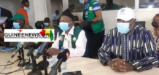 (Guineenews.org)COVID-19 en Guinée : Test PCR obligatoire à partir de septembre