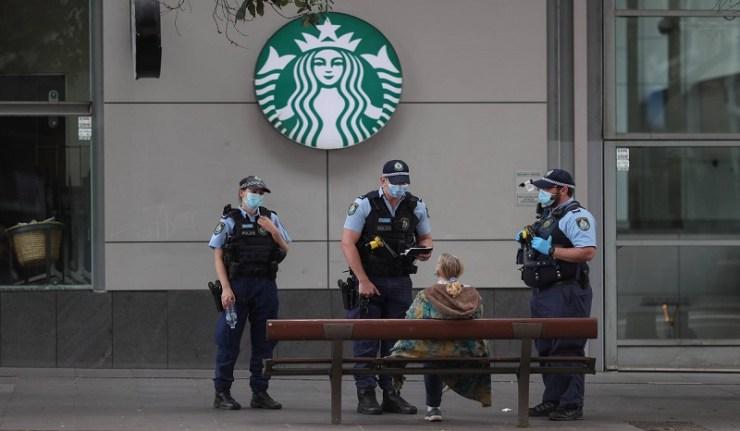 (Reseauinternational)Dictature numérique en Australie sous prétexte sanitaire