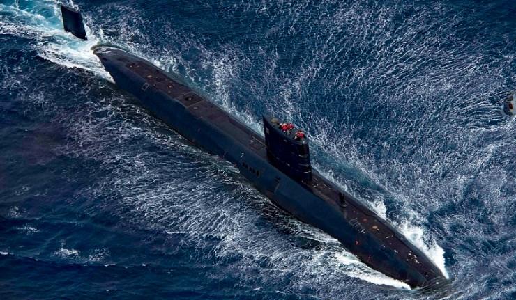 (Reseauinternational)L'Australie pourrait louer un sous-marin nucléaire d'attaque auprès de la Grande-Bretagne ou des États-Unis