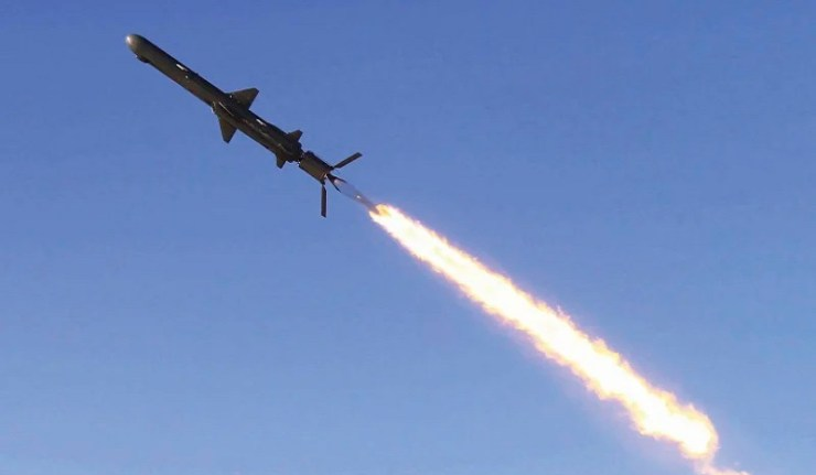 (Reseauinternational)La Corée du Nord teste un nouveau missile de croisière